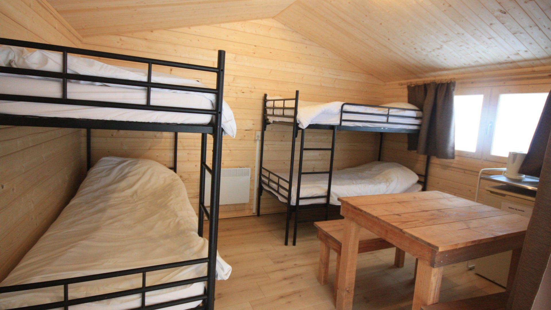 Blockhütte - Camping Kautenbach