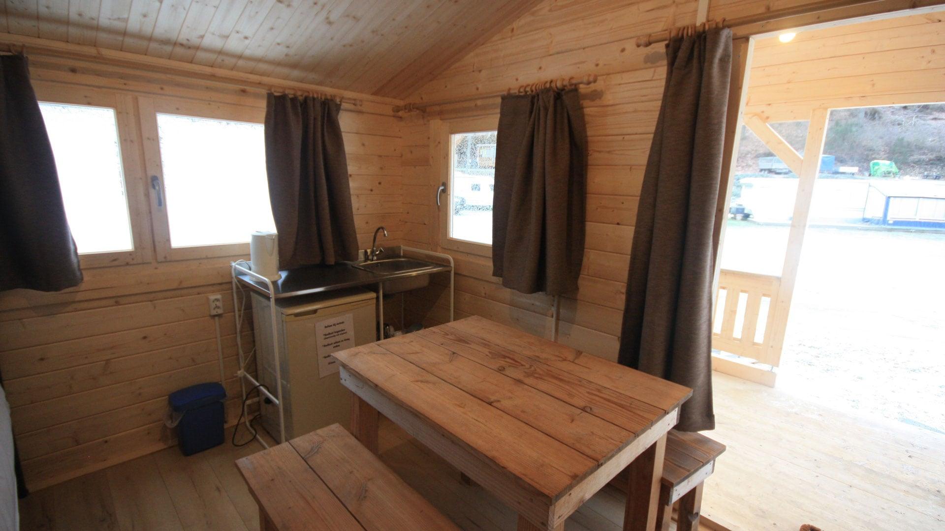 Chalet en rondins - Camping Kautenbach