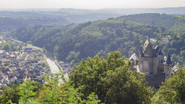 Omgeving - Camping Kautenbach