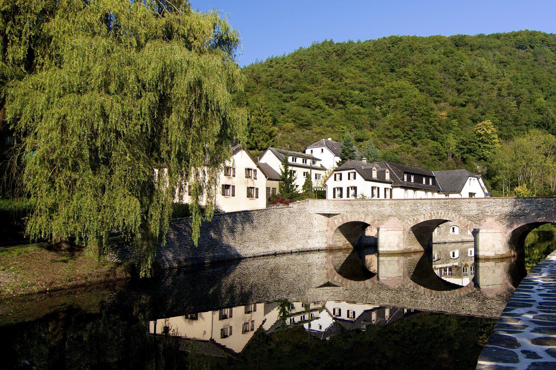 Surroundings and Luxemburg - Camping Kautenbach
