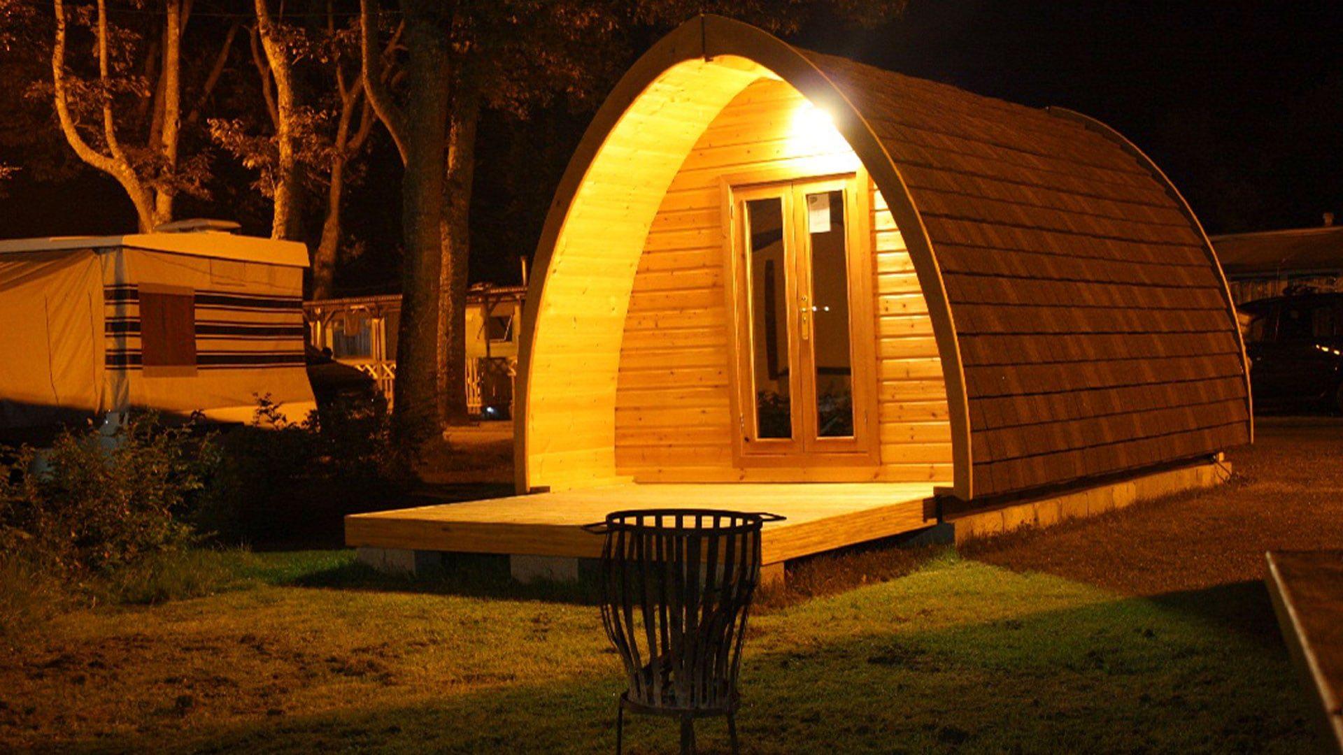 The Pod - Camping Kautenbach