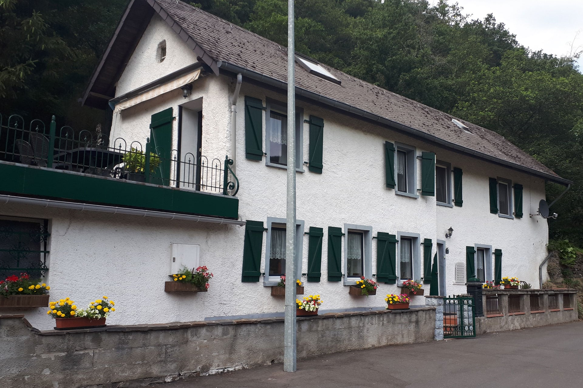 Vakantiehuis - Camping Kautenbach