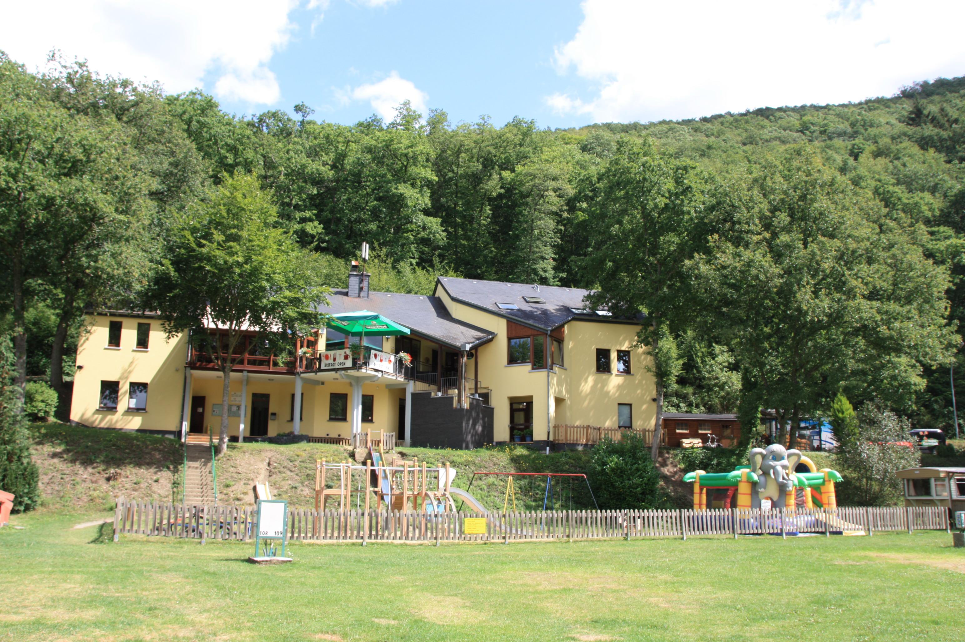 Ausstattung - Camping Kautenbach