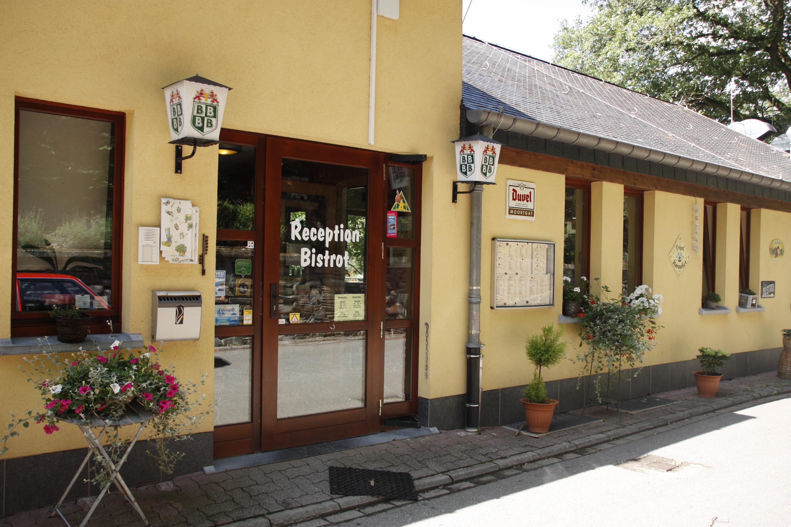 Bistro, Bar-Restaurant - Camping Kautenbach