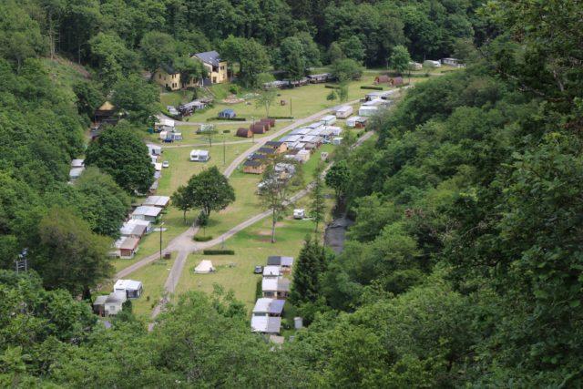 Plan - Camping Kautenbach