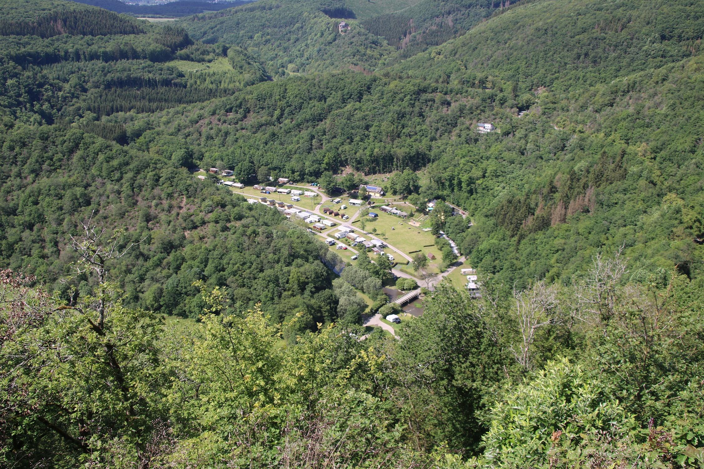 Facilités - Camping Kautenbach