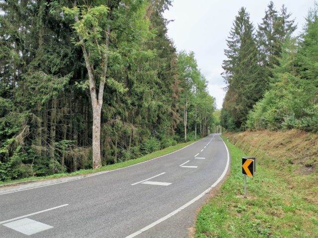 Route - Camping Kautenbach