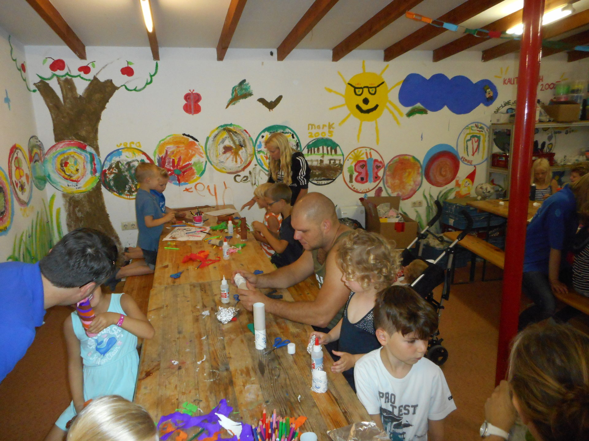 Aktivitäten - Camping Kautenbach