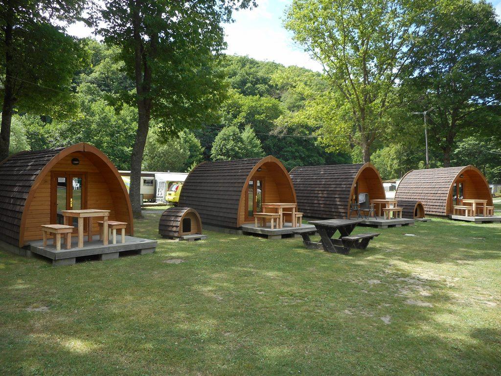 Pod's - Camping Kautenbach